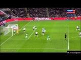 Товарищеский матч / Англия 0-1 Германия / Гол Мертезакер / 19.11.2013